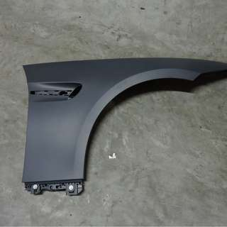 BMW 3-Series E92 M3 Side Fender Wing