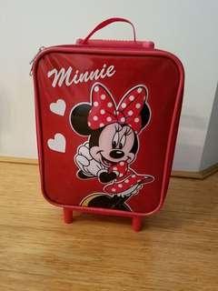 Disney child suitcase bought from Disneyland Hong Kong.