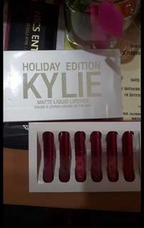 Kylie holiday set