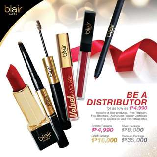 Be part of one of the fastest growing beauty brands in the Philippines! We are looking for beauty savy women who want to start their own business. Message us to learn more ❤️