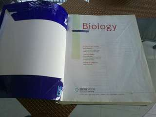Biology (9th edition) by Solomon