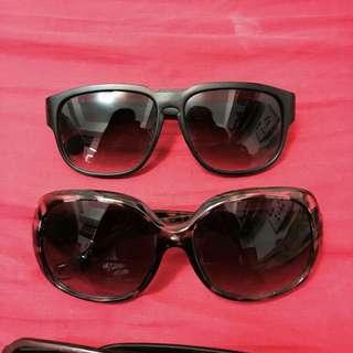 買一送六墨鏡鏡框組 太陽眼鏡