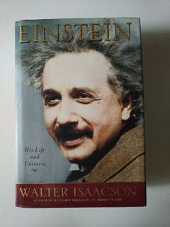 Einstein (his life and universe)