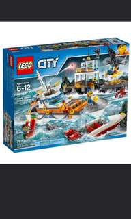 LEGO 60167 - Coast Guard Headquaters (Brand new and Sealed)