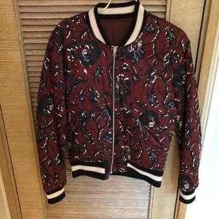 Isabel Marant etoile double sided jacket 36