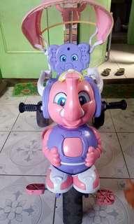 Baby Push Bike
