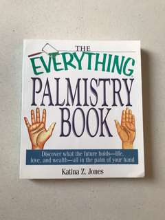 The Everything Palmistry Books