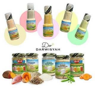 Darwisyah Serbuk Homemade