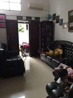 Di jual rumah di daerah puri bintaro residence