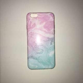 Marble Iphone 6 Soft Case