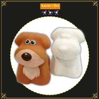 Ceramic Cute Dog Coin Bank