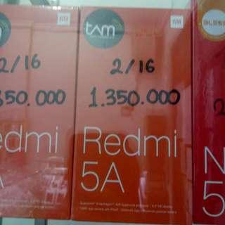 Xiaomi Redmi 5A...open kredit
