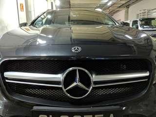GLA amg grille Mercedes