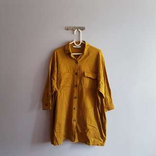Mustard Long Sleeves