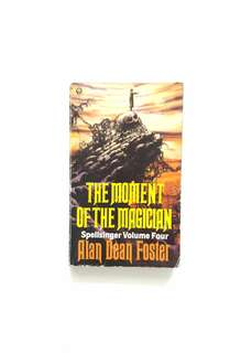 The Moment of the Magician (Alan Dean Foster)