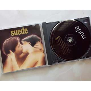 CD SUEDE (1ST ALBUM)