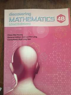 Secondary 4 mathematics