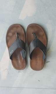 Prada Full Leather Slipper