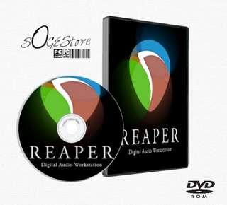 Reaper V5.77 Full Version