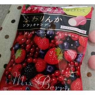 """"""" 大勝屋 だいかつ """" 日本Kracie 吐息玫瑰香氛糖   玫瑰吐息糖 / 野莓吐息糖   ~ 歡迎批發 ~"""