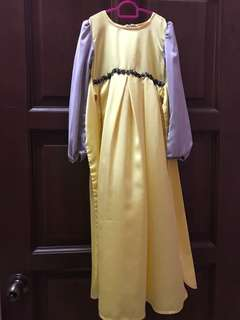 Princess Jubah Dress