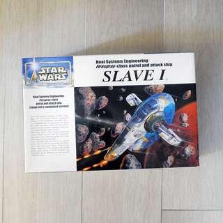 StarWars 星球大戰 1:72 Slave 1 奴隸1號