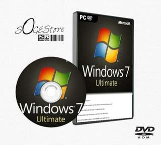 Windows 7 Ultimate x86 x64 Full Activation
