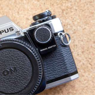 [PARTS Only] Olympus OM10 - Manual Adapter