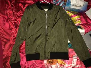Garage Bomber Jacket