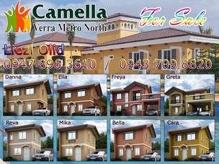Camella verra model house mika