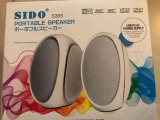 Sido Portable Speaker