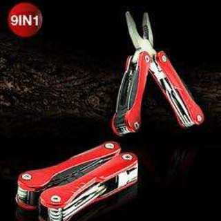 9 in 1 Portable Tools