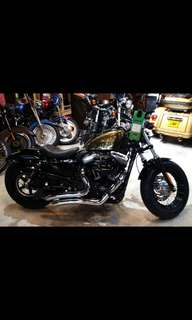 Harley Forty Eight for sale