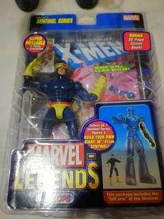 Marvel Legends Cyclops Toybiz X-men