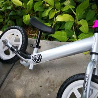 Custom Decals for kids bike