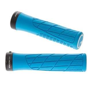 Ergon GA2 Lock On Handlebar Grips - Blue