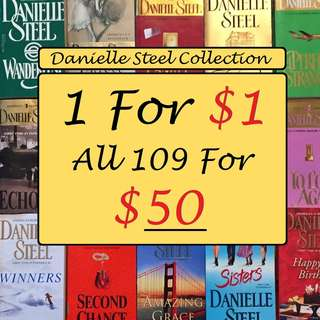 Danielle Steel eBooks