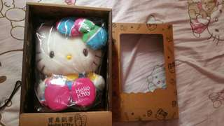Hello Kitty 台灣限定大公仔