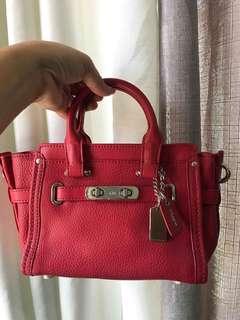 Coach Mini Blake Carry All Bag