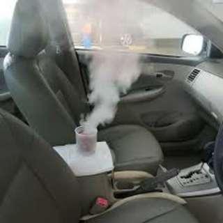 FUMIGATION  SERVICE CAR