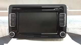 Volkswagen Original Radio