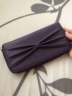 BRAND NEW St. Louis Purple Wallet