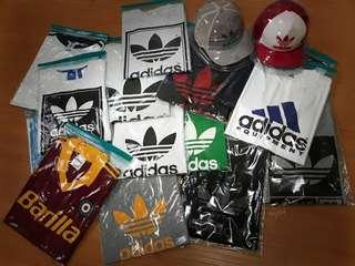 Adidas Originals stuff (My Collection)