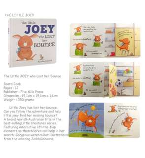 The Little Joey who Lost his bounce