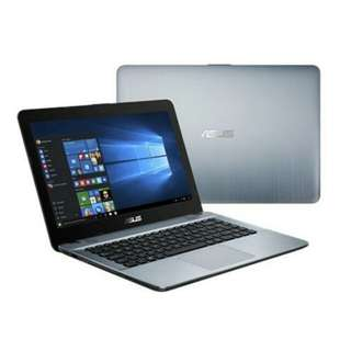 Asus X441UA - Intel i3 7100 - 4Gb - 500Gb - Windows 10 Original
