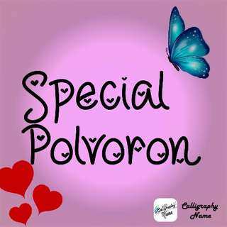 Special Polvoron 2 for 5 pesos only