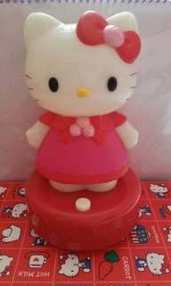 Hello Kitty擺設座(冇燈壞)