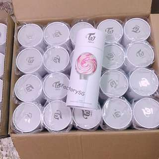 [INSTOCK] TWICE CANDY BONG   TWICEN OFFICIAL LIGHTSTICK