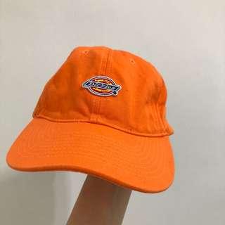 Dickies刺繡logo六片帽