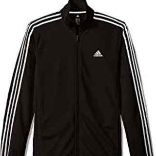 BRAND NEW Adidas Black Tracktop Jacket